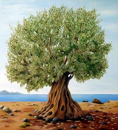famous tree painting - Google Search