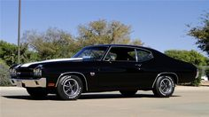 Beautiful restoration of an iconic muscle car that features automatic transmission, power steering and power brakes. Detailed chassis, beautiful Legendary in. Chevy Muscle Cars, Best Muscle Cars, American Muscle Cars, Chevrolet Chevelle Ss, 1970 Chevelle Ss, Gm Car, Jackson, Tuner Cars, Pony Car