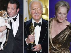 The 84th Annual Academy Awards recognised and brought alive the best cinema over the past year. With The Artist taking away most of the awards in the main categories, Martin Scorsese's Hugo turned out to be a big hit among the technical awards. From stellar acting performances to artful direction, here's a look at the winners list of Oscars 2012!