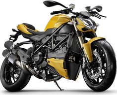 This looks so beastly! I wanna ride!    Ducati Streetfighter 848