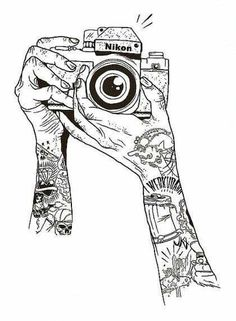 #tattoo #tatuagem #ink #inked #bodymodification #alineymarques #drawing #nikon #photography #camera #blackandwhite #illustration