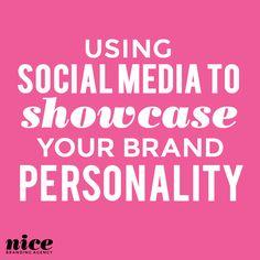 social media brand personality www.brandnicely.com