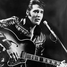 NBC TV Special presented by the Singer Corporation | June 27, 1968: At 6 pm, Elvis and his band tape the informal jam session on center stage at NBC's Studio 4, a performance many consider his best of all time.