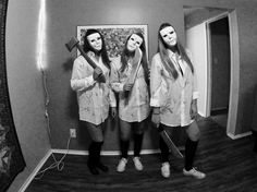 Hellahotmess halloween pinterest costumes halloween costumes diy halloween purge costume solutioingenieria Image collections