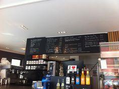 delmocca Kaffeerösterei und Kuchenbar in München, Bayern