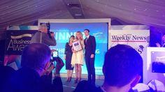 Congratulations to SarahBee Marketing - Winner of the B2B category at the Mid Essex Business Awards :)