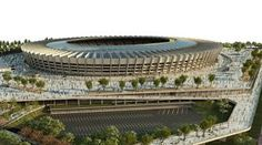 O Estádio Mineirão é um dos maiores templos do futebol nacional e após três anos de reforma está de volta, para abrilhantar a Copa do Mundo. A arena com capacidade para 62.547 espectadores irá receber seis jogos do mundial.
