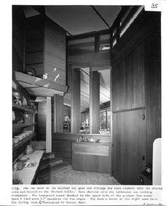 Exteriors and interiors, 1962-1963