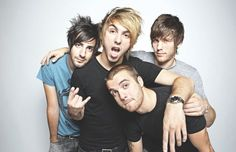 favorite band- All Time Low. Jack and Rian always look the same :) And now Alex has gone back to light hair and Zack shaved off the big curls ^-^ All Time Low, All About Time, Music Is Life, My Music, I Fall In Love, My Love, Pierce The Veil, Pop Punk, Green Day