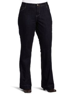 KUT from the Kloth Women's Plus Size-Maggy Flare jean $55.51