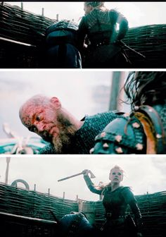 Lagertha going to save Ragnar
