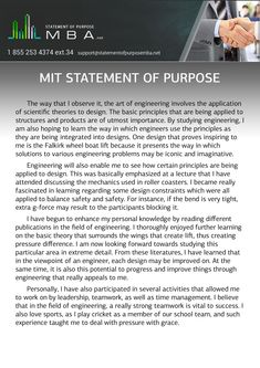 Sample Statement Of Purpose You May Not Realize It But