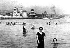 Rio de Janeiro: Aeroporto Santos Dumont.  Antes era mar.
