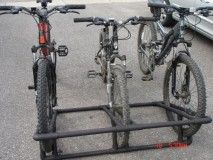 How To Build A Bike Rack For A Pickup Truck For The Home