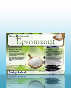 Epsomzout van Nature Essentials - Baking Soda NL