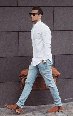 100+ Most Popular Men's Fashion Trend 2017 https://montenr.com/100-most-popular-mens-fashion-trend-2017/