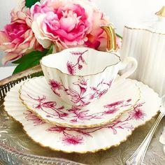 Bone China Tea Cups, Antique China, Antiquities, Porcelain Ceramics, Earthenware, Teacup, Afternoon Tea, Shapes, Tableware