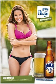 Click to Enlarge - The Polar Pilsen Beer Calendar