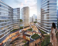 TODTOWN by Goettsch Partners and Lead 8