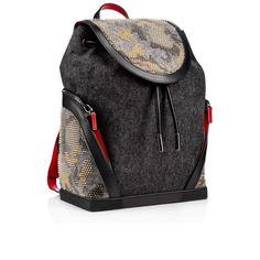 Bags - Explorafunk Backpack - Christian Louboutin. Ryan Spasic · Men s  Briefcases ... a92b43b75cf22