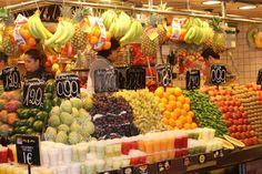 Fruit Market | barcelona fruit market show hide details download unique id 93658 my ...