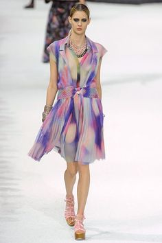 Chanel--love these multi colors