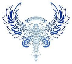 24 Best Tribal Wing Tattoos For Men Images Wing Tattoo Men