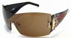 CHRISTIAN AUDIGIER Sunglasses 406 Tortoise Christian Audigier. $240.00