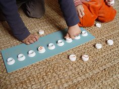 Números Preschool Activities, Kindergarten, 1, Teaching, Math, Kids, Food, School, Teaching Aids