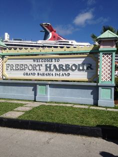 Our stop in Freeport