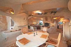 Flintstones home Malibu