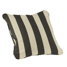 Piped Outdoor Pillows