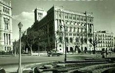 Ministerio de la Marina (años 50).
