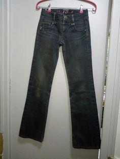 Jean gris foncé Pepe jeans