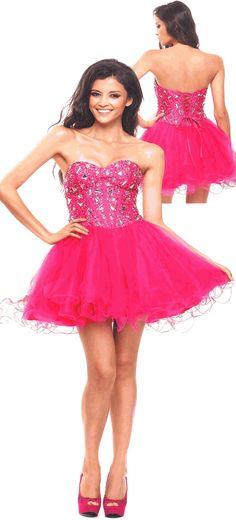 Flirty Fashions Homecoming Dresses