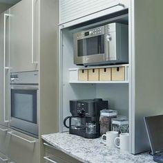 Small Kitchen 10: Storage-Savvy Space
