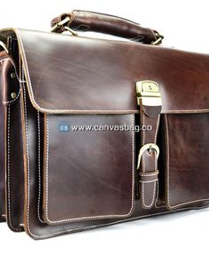 4b436e3355 Genuine-Leather-Business-Bag-Leather-Briefcase-Leather-Messenger-