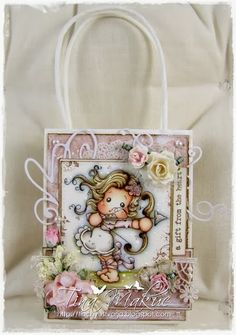 * Tinchy ustvarja *: Midweek Magnolias and Creative Inspirations