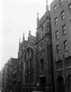 The Abyssinian Baptist Church