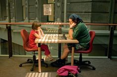 Chess Players by Stas Kulesh, via 500px