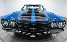Omg I'm in LOVE!!! 1970 Chevrolet Chevelle coupe SS / Super Sport