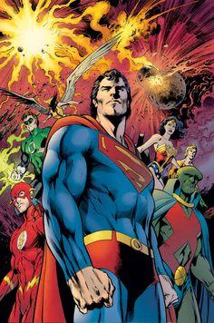 Justice League: Another Nail #1 - Alan Davis