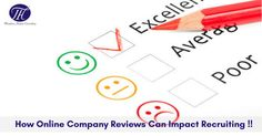 How Online Company Reviews can Impact Recruiting !! #recruitment #online #reputation #management#complaints #reviews #feedback