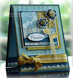 Pickled Paper Designs: stamps by Stampin Up