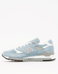 New Balance 998 'pool blue'. Lovely for the warmer months but crazy money!
