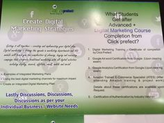 #What #Students get after #Pro #Advanced + #DigitalMarketing #Course #Completion from #ClickPrefect TM
