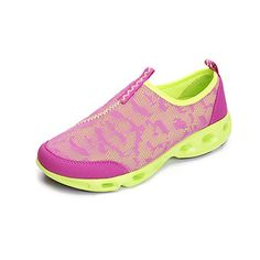 Yuanli Womens Mesh SlipOn Women's Walking Shoes Shoes Purple ** Find out more about the great product at the image link.