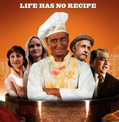 """TODAY""""S SPECIAL is an insightful film about trusting your own passions - especially in the kitchen (and in life). The plot revolves around a promising sous chef who must rediscover the abandoned Indian cuisine of his childhood in order to save his family's restaurant (and find love). Both inspiring and humorous. A must see for the true food lover. http://www.youtube.com/watch?v=MC9iRsoHS04"""