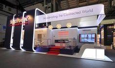 Tektronix Communications - Mobile World Congress Barcelona Exhibition Stall Design, Exhibition Space, Exhibition Stands, Exhibit Design, Stand Design, Display Design, Exibition Design, Expo Stand, Temporary Architecture