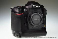 NIKON D4S 16.2 MP Digital SLR Camera Body 11207 Shutter Excellent #Nikon